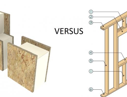 9 ventajas de los Paneles SIP sobre la construcción tradicional