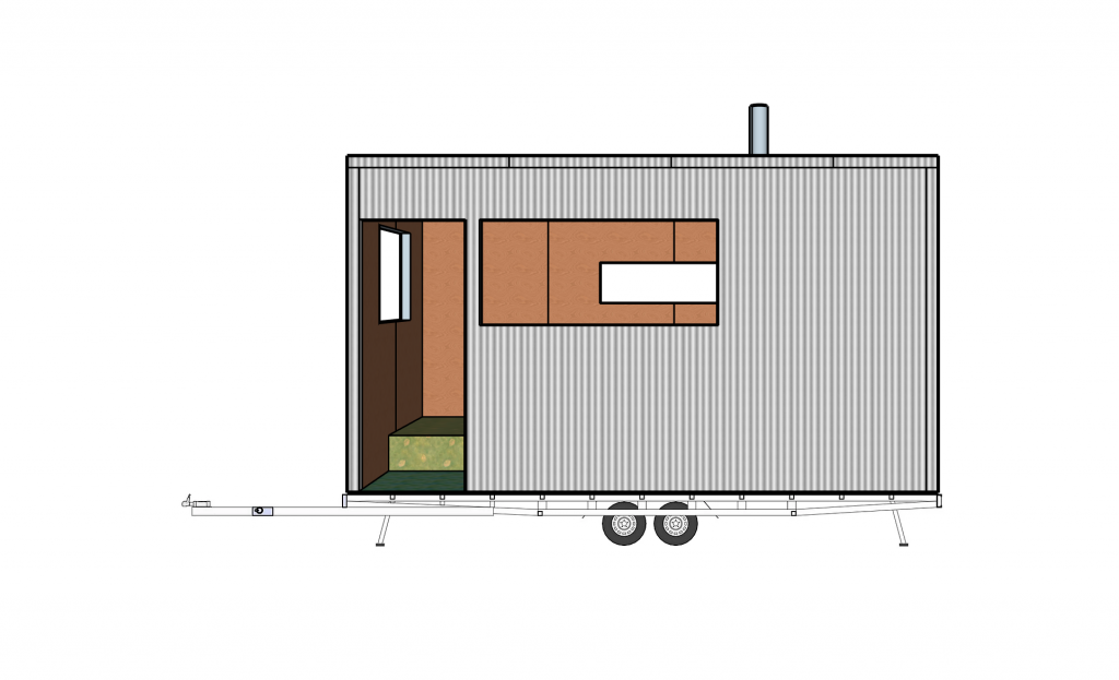 lolog tiny house thermolam