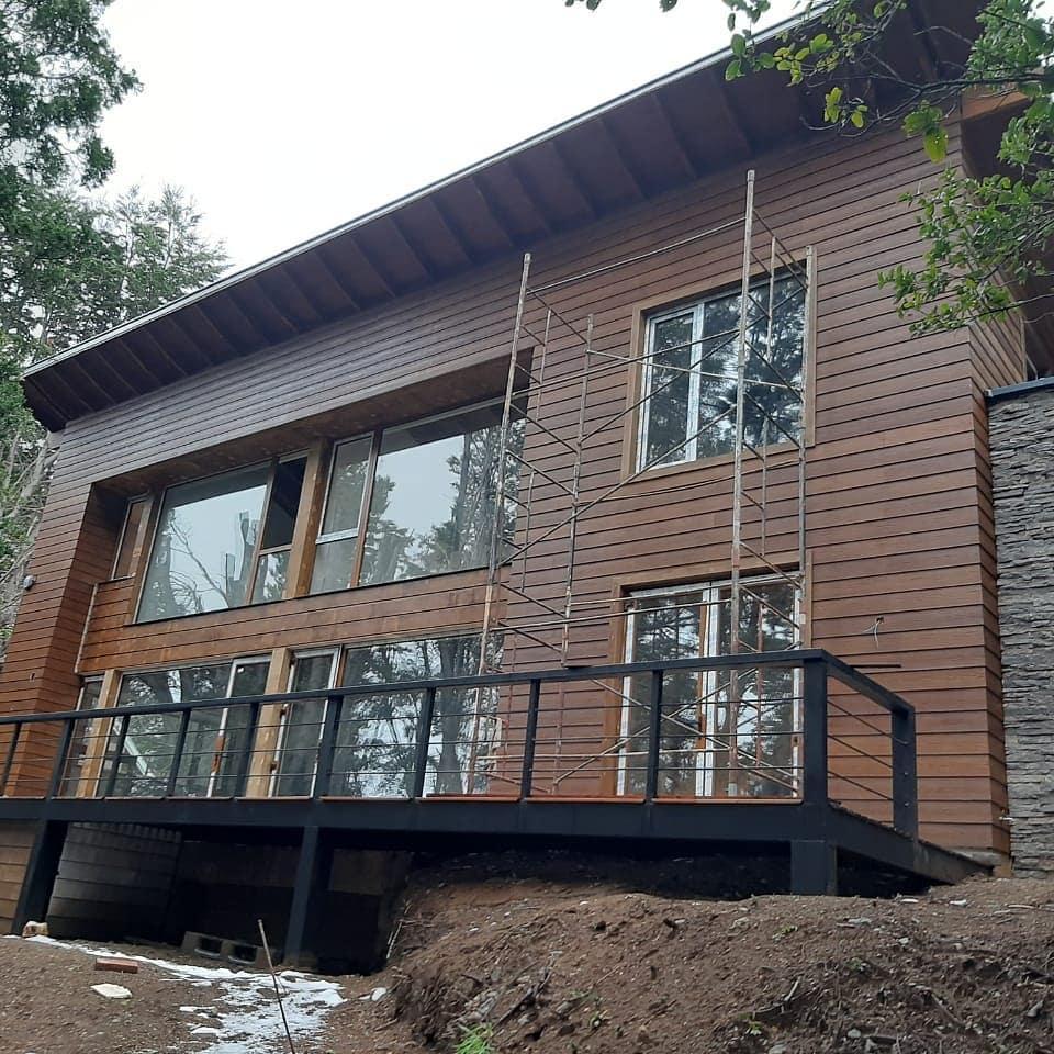 casa thermolam peninsula bariloche